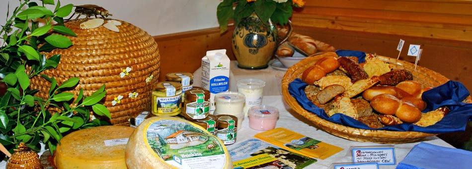 Zertifiziertes Allgäuer Frühstück